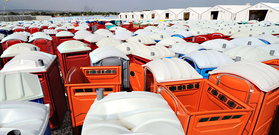Champion Portable Toilets in Lansing, MI